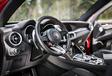 Alfa Romeo Stelvio Quadrifoglio vs Mercedes-AMG GLC Coupé 63 S #10