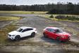 Alfa Romeo Stelvio Quadrifoglio vs Mercedes-AMG GLC Coupé 63 S #2