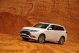 Mitsubishi Outlander PHEV : évolution douce #10