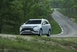 Mitsubishi Outlander PHEV : évolution douce #1