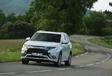 Mitsubishi Outlander PHEV : évolution douce #8