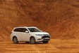 Mitsubishi Outlander PHEV : évolution douce #13