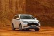 Mitsubishi Outlander PHEV : évolution douce #14