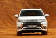 Mitsubishi Outlander PHEV : évolution douce #15