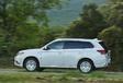 Mitsubishi Outlander PHEV : évolution douce #27