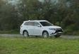 Mitsubishi Outlander PHEV : évolution douce #29