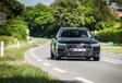 Audi A7 Sportback 50 TDI vs Mercedes CLS 350 d #4