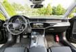 Audi A7 Sportback 50 TDI vs Mercedes CLS 350 d #10