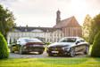 Audi A7 Sportback 50 TDI vs Mercedes CLS 350 d #1