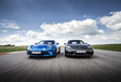 Alpine A110 vs Porsche 718 Cayman #1