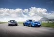 Alpine A110 vs Porsche 718 Cayman #3