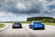 Alpine A110 vs Porsche 718 Cayman #5