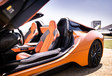BMW i8 Roadster : le roadster respectueux #17