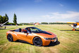 BMW i8 Roadster : le roadster respectueux #5