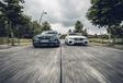 Alpina B5 Biturbo Touring vs Mercedes-AMG E 63 S Break #1