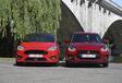 Ford Fiesta 1.0 EcoBoost 140 vs Suzuki Swift Sport #2