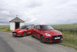 Ford Fiesta 1.0 EcoBoost 140 vs Suzuki Swift Sport #3