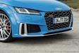 Audi TTS : Le plus beau des anniversaires #13