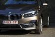 BMW 216d Active Tourer A : Diesel filtré #30