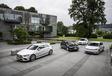 Mercedes Classe A vs 3 moyennes #1