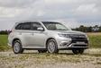 Mitsubishi Outlander PHEV : L'intelligence discrète #4