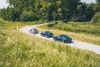 AUDI A7 SPORTBACK 50 TDI // BMW 630d GRAN TURISMO // MERCEDES CLS 350 d : Gentlemen drivers #2