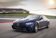 Mercedes-AMG GT 4 : L'irrationnelle #8