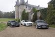 Peugeot 508 vs 2 rivales #2