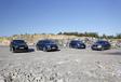 Audi Q8 vs 3 rivales #2