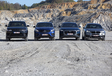 Audi Q8 vs 3 rivales #3