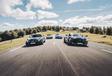 Aston Martin Vantage vs 3 GT sportives #1