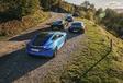 Aston Martin Vantage vs 3 GT sportives #10