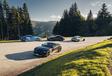 Aston Martin Vantage vs 3 GT sportives #3