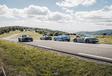 Aston Martin Vantage vs 3 GT sportives #7