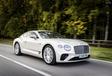 Bentley Continental GT : Retour en puissance #1