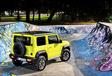 Suzuki Jimny 1.5 Grand Luxe Xtra : Le vrai crapahuteur #9