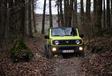 Fiat Panda 4x4 vs Suzuki Jimny : Le renard et la belette #17