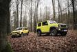 Fiat Panda 4x4 vs Suzuki Jimny : Le renard et la belette #2