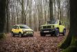 Fiat Panda 4x4 vs Suzuki Jimny : Le renard et la belette #3
