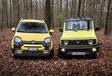 Fiat Panda 4x4 vs Suzuki Jimny : Le renard et la belette #4