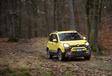Fiat Panda 4x4 vs Suzuki Jimny : Le renard et la belette #5