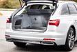 Audi A6 Avant 40 TDI : Le confort d'abord #8