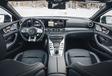 Mercedes-AMG GT 4 Portes : Le sport pour la famille #14