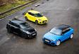 Audi A1 Sportback vs 2 rivales #2
