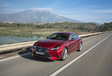 Lexus RC 300h: In de sporen van de LC #1
