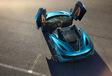 McLaren 720S Spider : Étoile filante #17