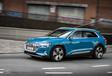 Audi e-Tron : Le Tesla Model X dans le viseur #6