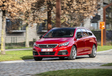 Ford Focus Clipper vs Peugeot 308 SW #16