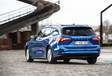 Ford Focus Clipper vs Peugeot 308 SW #7