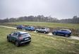 5 SUV compacts : guerre des clans #4